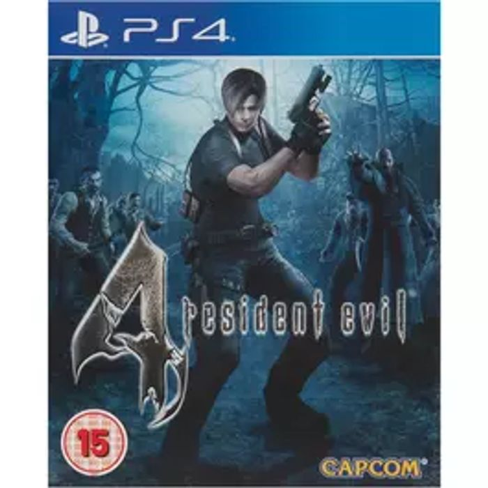 PS4 Resident Evil 4 £9.99 at MyMemory