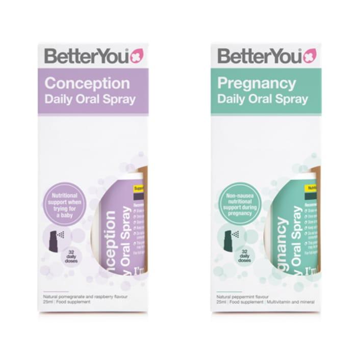 Free BetterYou Supplement Sprays - Mumsnet Panel