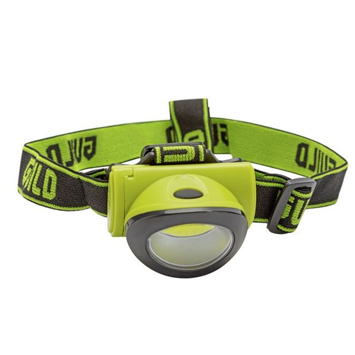Guild 100 Lumen Head Lamp with Storage Bag with 38% Discount!