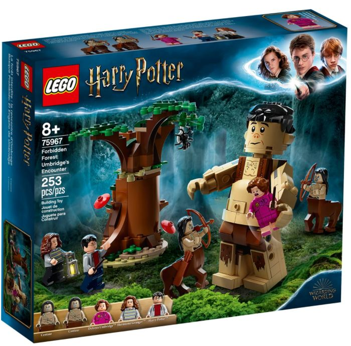 LEGO Harry Potter - Forbidden Forest: Umbridges Encounter (75967)