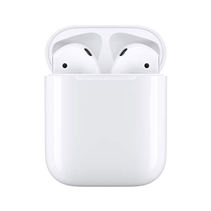 Apple Airpods with Case at Amazon