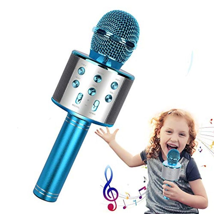 Kids Microphone - Only £9.88!