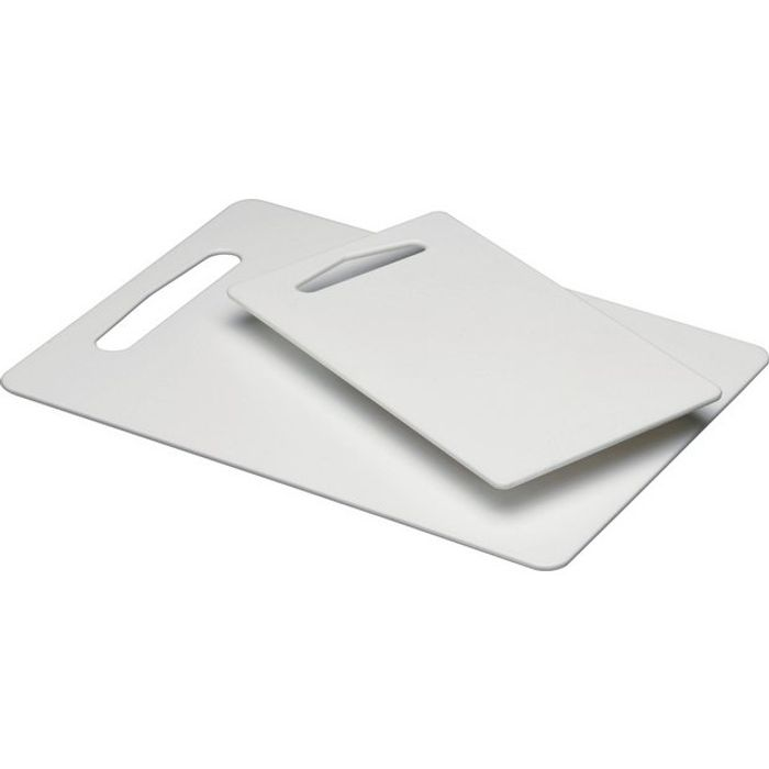 Argos Home Plastic Chopping Boards - Pack of 2