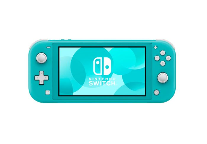 Nintendo Switch Lite Console Turquoise - Only £194!