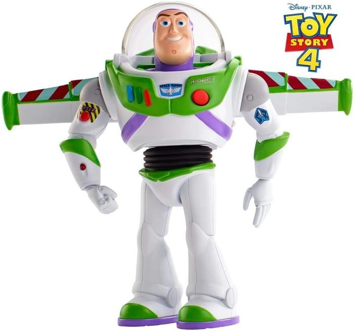 Disney Pixar Story Walking Talking Buzz Lightyear Now £12.95