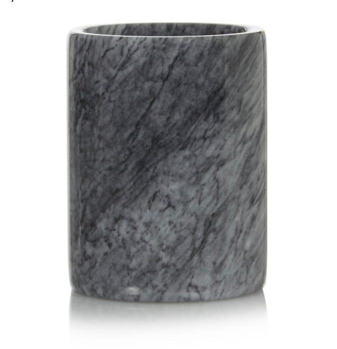 Grey Marble Tumbler