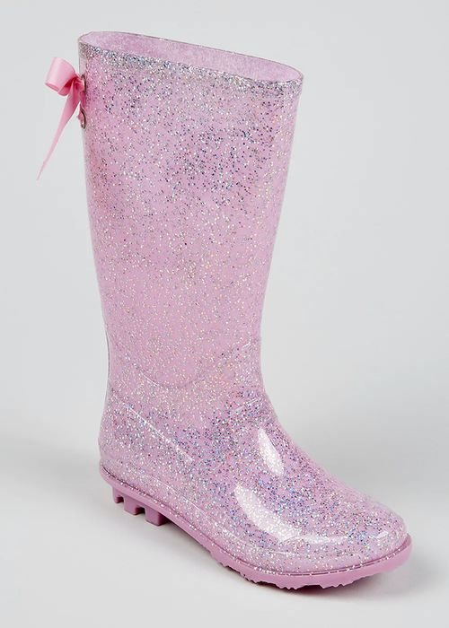 Girls Wellies down to £3 from £10 at Matalan