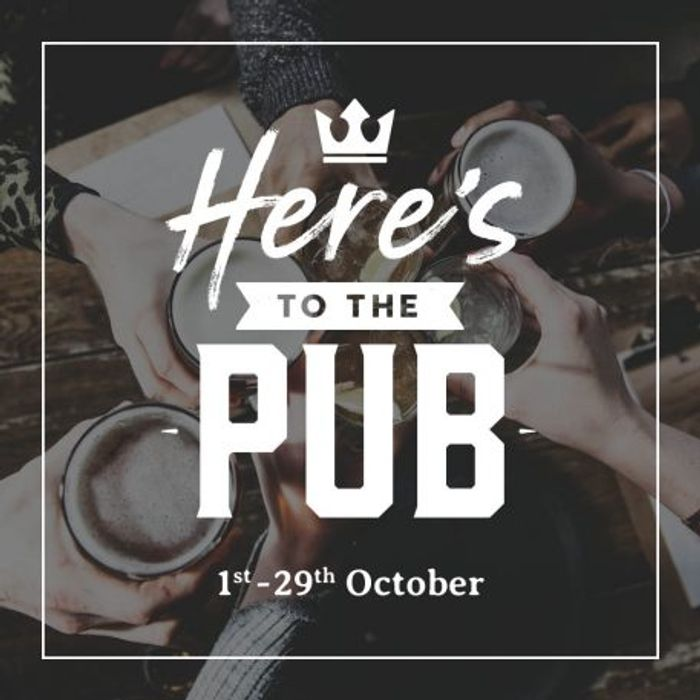 Fancy a Free Drink Every Week This October?