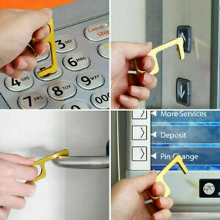 Contactless Door Opener