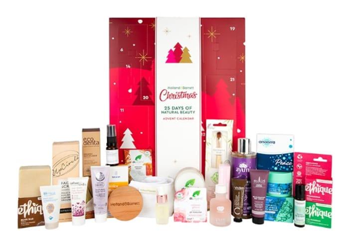25 Days of Beauty Advent Calendar worth over £170