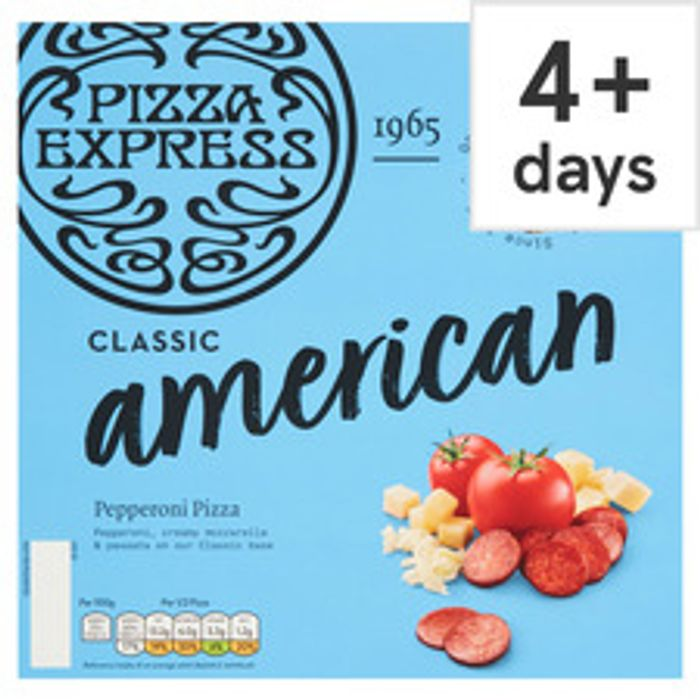 Various Pizza Express Pizzas Clubcard Price