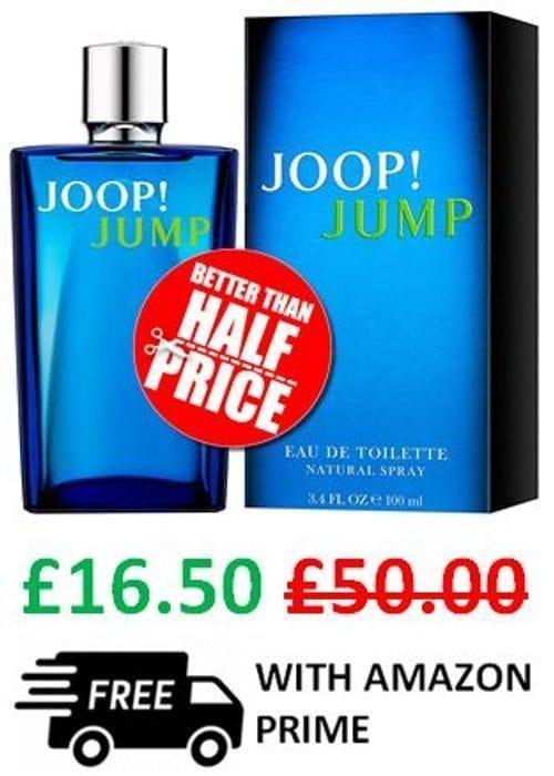 Joop! Jump EDT 100ml Mens Aftershave ***4.7 STARS***