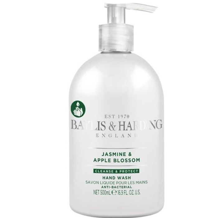 Baylis & Harding Jasmin and Apple Blossom Antibacterial Handwash 500ml