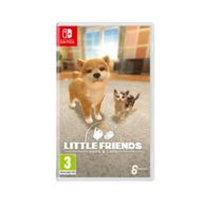 Nintendo Switch Little Friends: Dogs & Cats - Switch