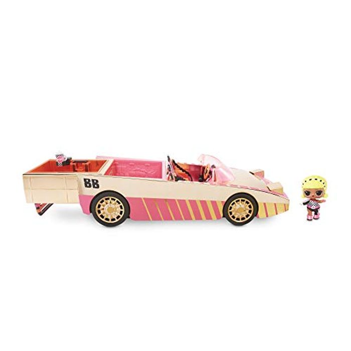 CHEAP! L.O.L. Surprise! Car-Pool Coupe with Exclusive Doll, Surprise Pool