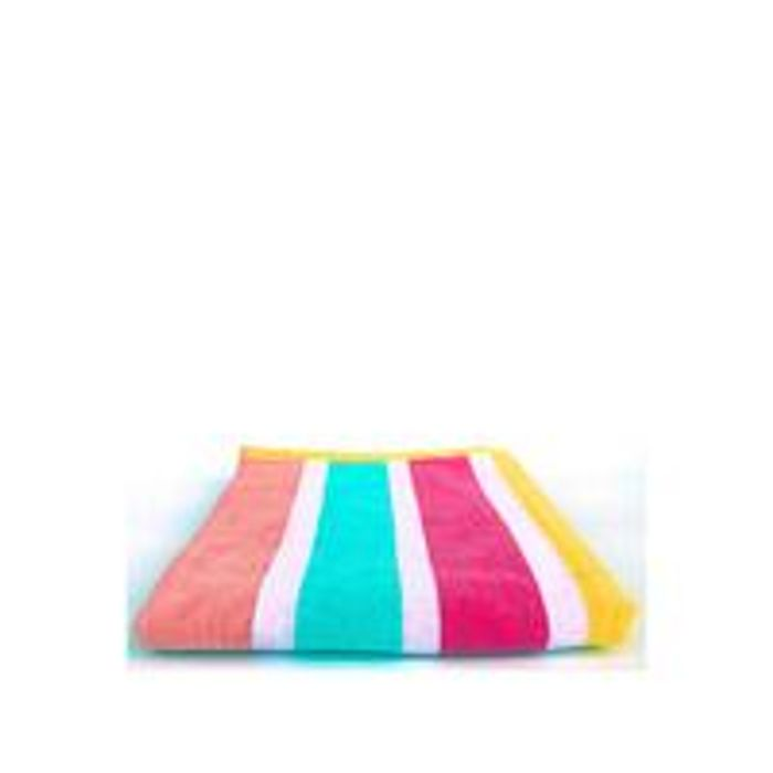 Downland Candy Stripe Beach Towel
