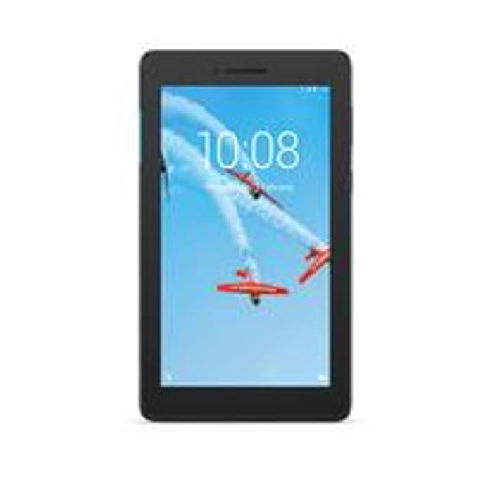 Cheap Lenovo Tab E7 7-Inch 16GB Tablet - Black reduced by £10!