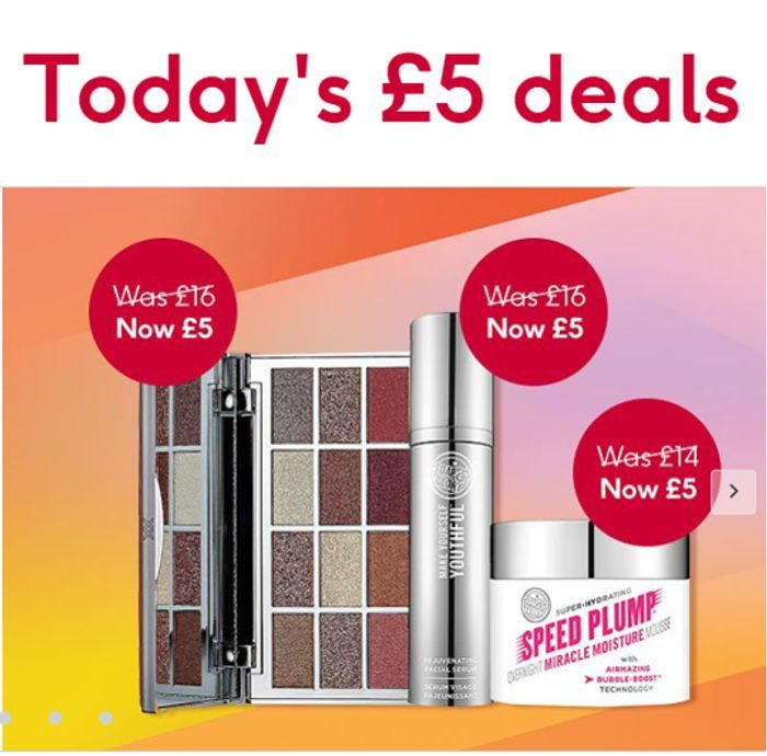 Boots Flash Sale £5 Friday