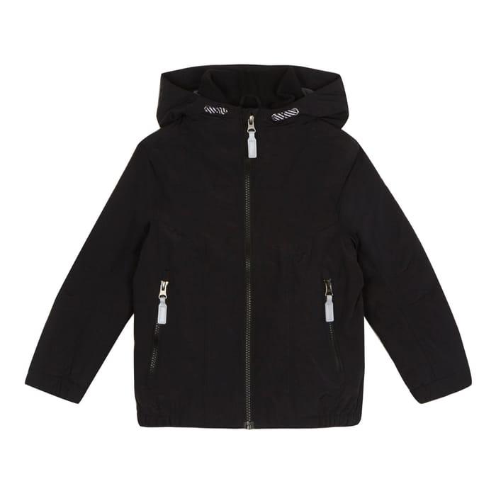 Bluezoo - Boys' Black Coat Age 9 Low in Stock