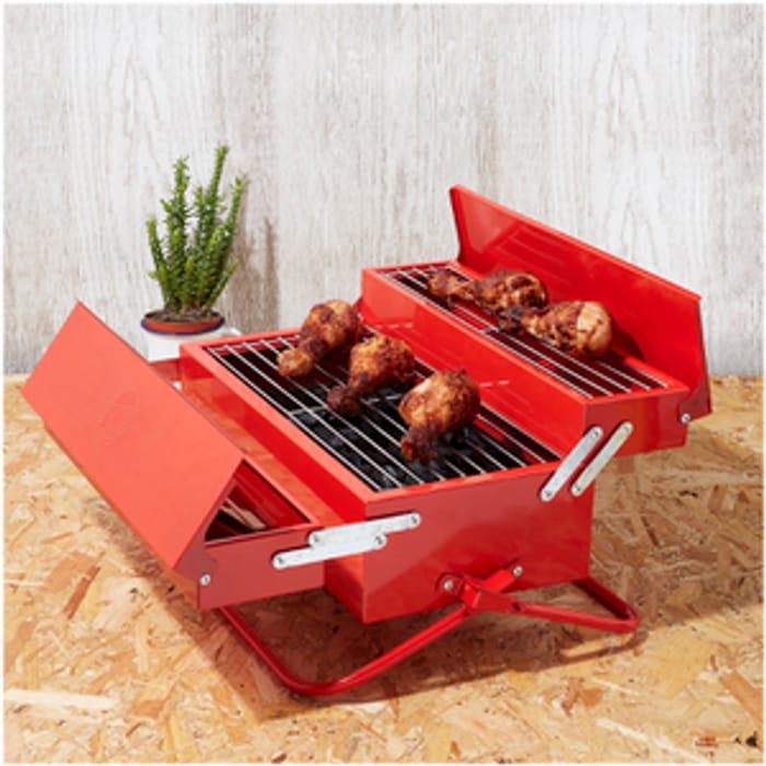 Best Price! BBQ Toolbox RRP: £69.99