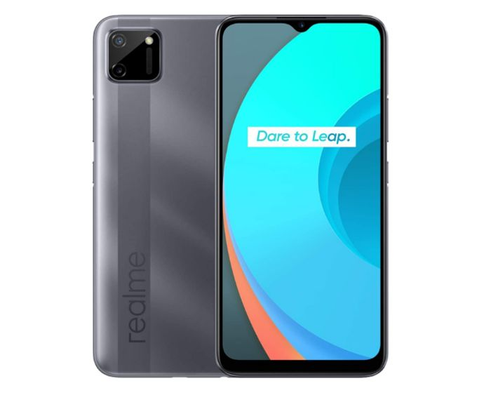 Realme C11 Pepper Grey, 2+32GB - Only £99.99!