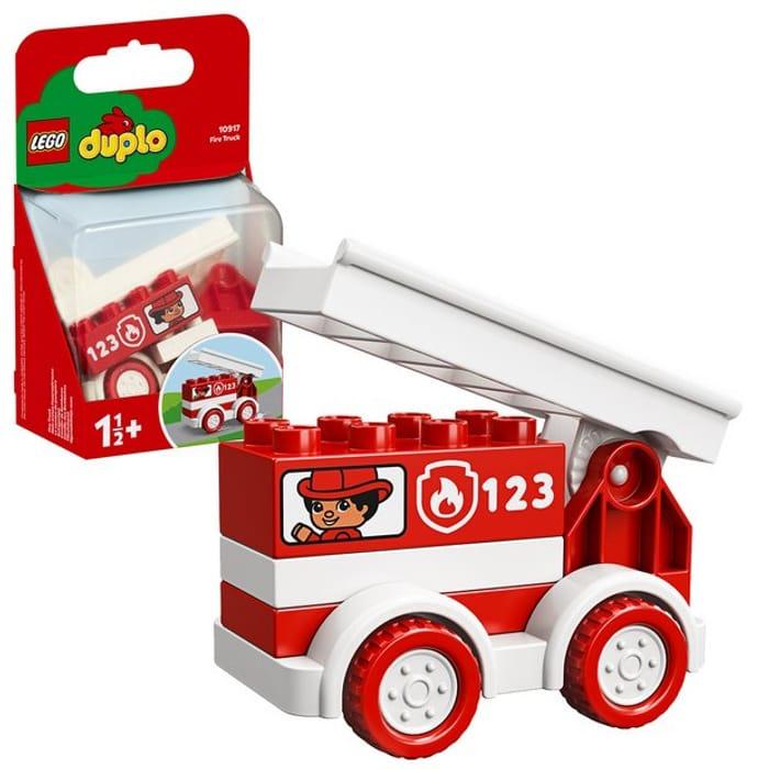 LEGO DUPLO Fire Truck Playset