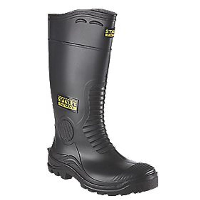 Stanley FatMax Vancouver Safety Wellingtons Size 7 Only