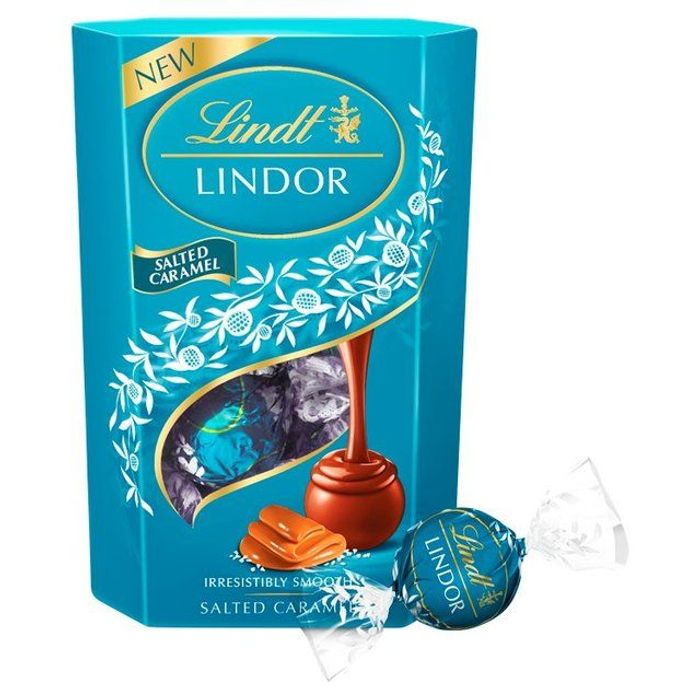 Lindor Truffle Boxes - 200g £3.50 / 337g £5.50 at Asda