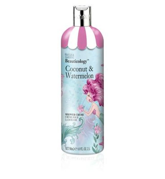 Beauticology Coconut & Watermelon Shower Crme 500ml