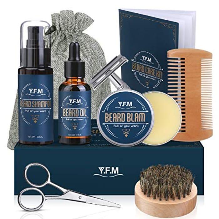 45% off 8-in-1 Beard Care Kit