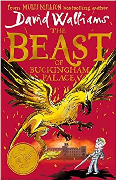 David Walliams - The Beast of Buckingham Palace (Hardcover)