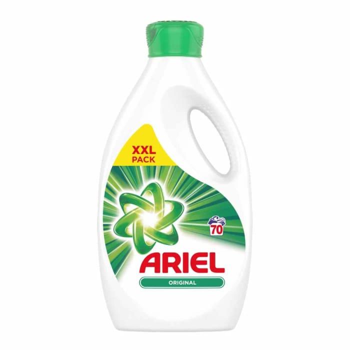 Ariel Washing Liquid 1.89L 70 Washes