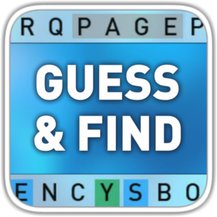 Guess & Find PRO
