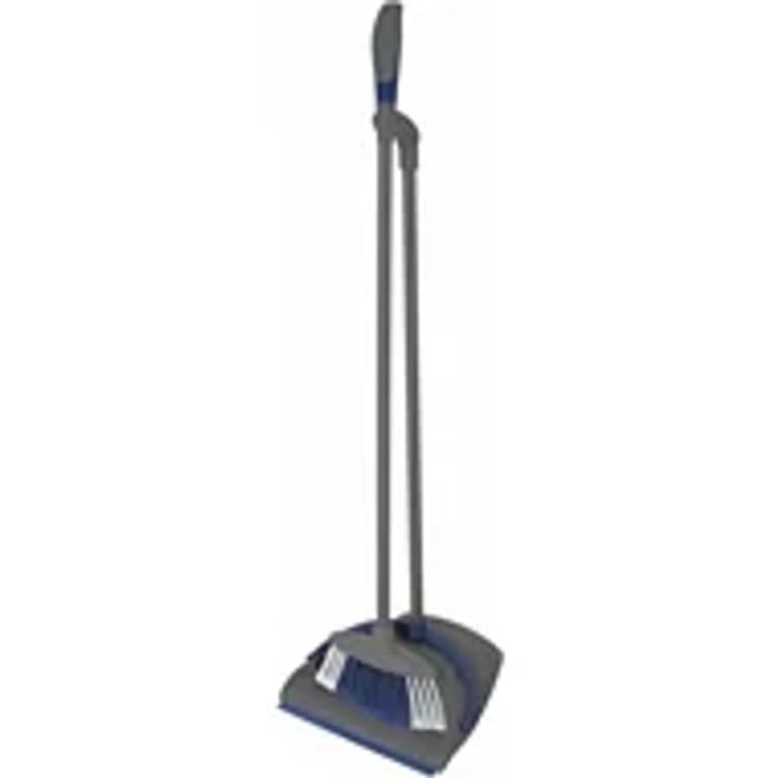 Long Handled Dustpan and Brush Set