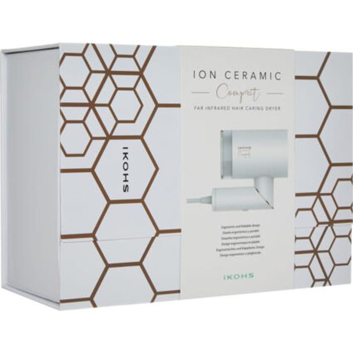 IKOHS White Foldable Hair Dryer