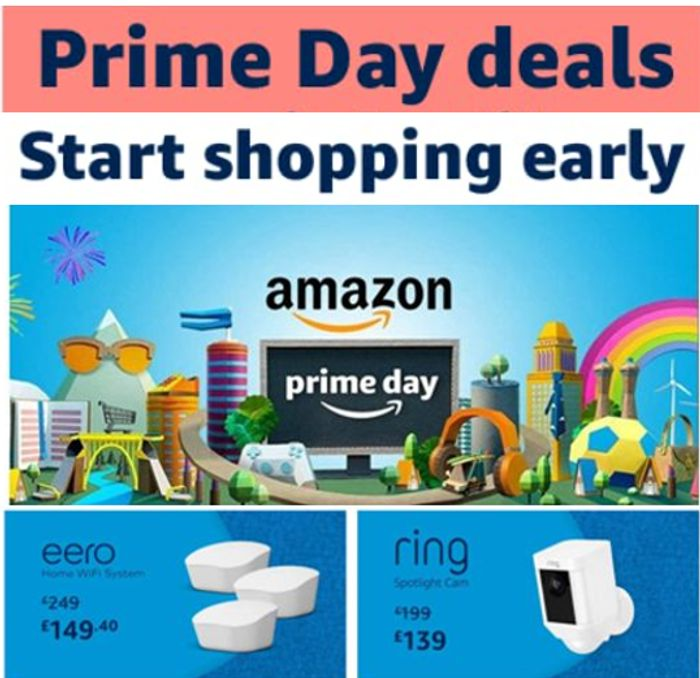 Amazon Prime Day 2020 - Get the Early Prime Day Deals Here!