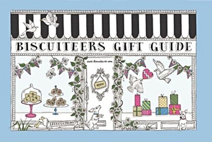 Free Biscuiteers Catalogue