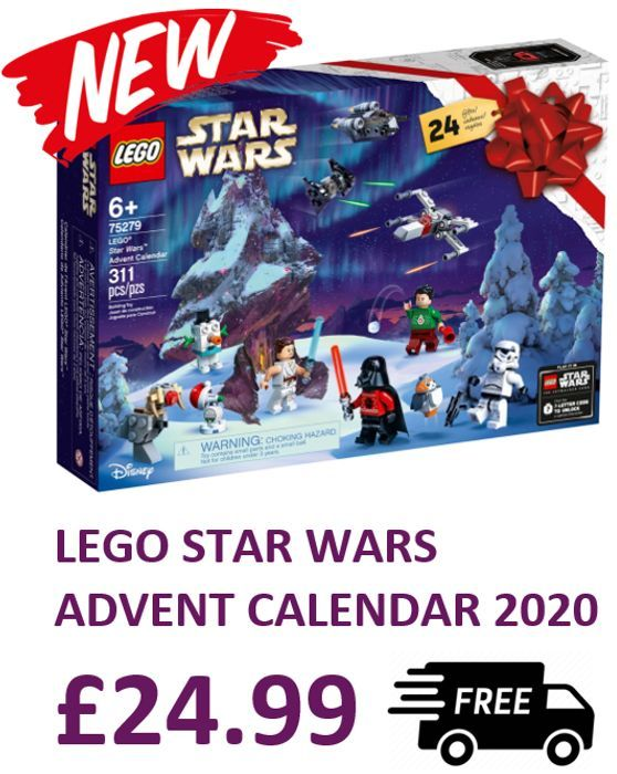 LEGO Star Wars 75279 - Advent Calendar 2020 - FREE DELIVERY