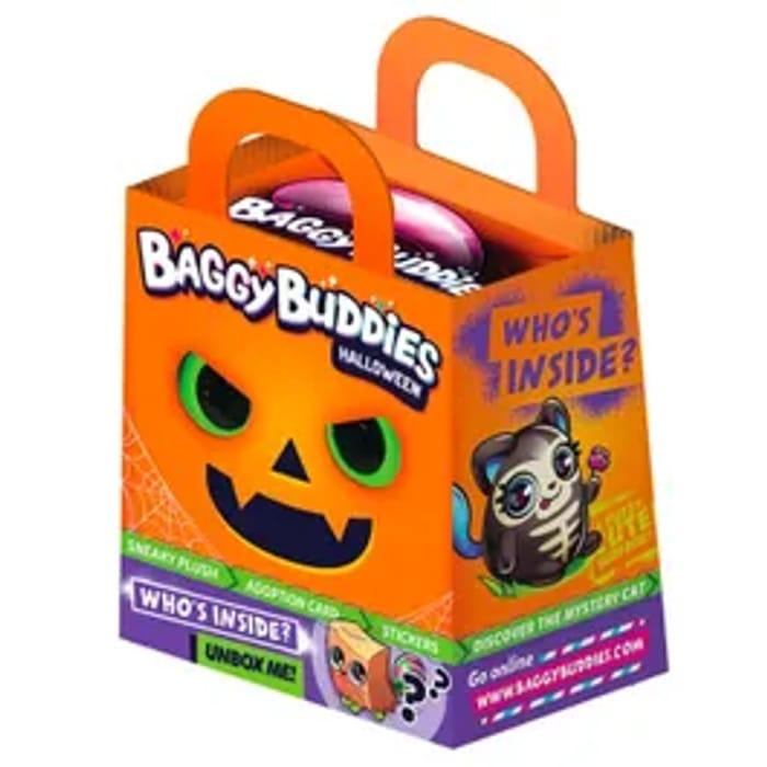 Halloween Baggy Buddies