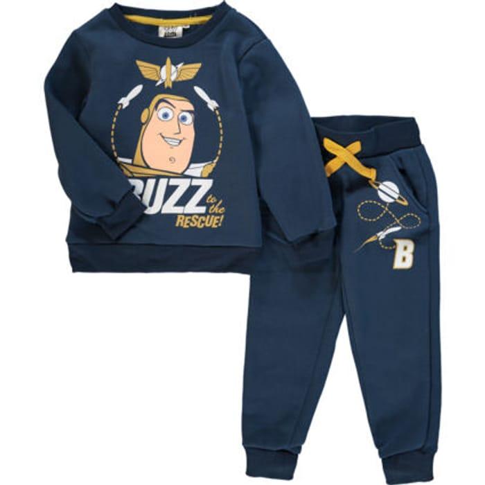 TOY STORY 4 Navy Buzz Rescue Sweatshirt & Joggers