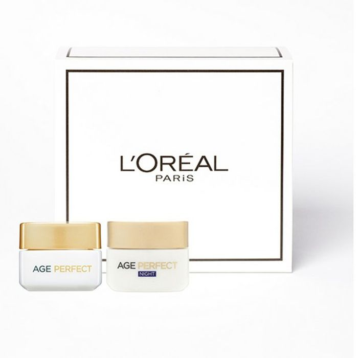 L'Oreal Age Perfect Re-Hydrating Day and Night Cream 2x50ml