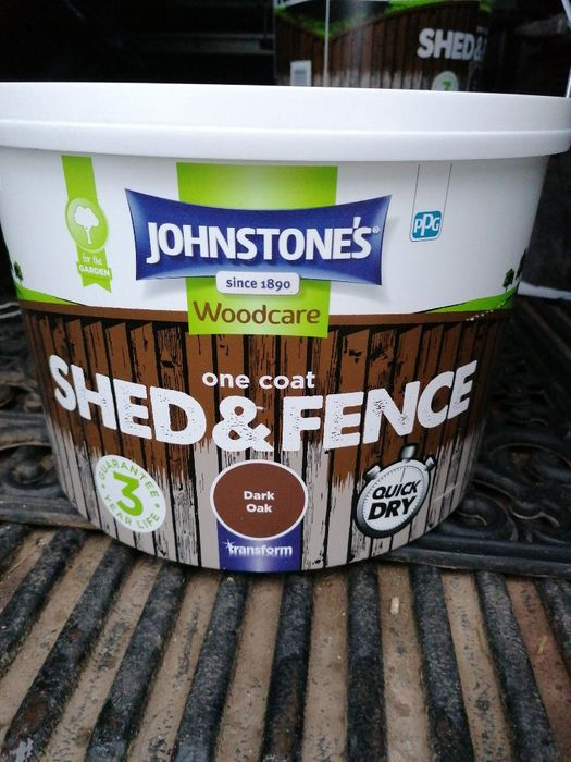 Shed and Fence Paint