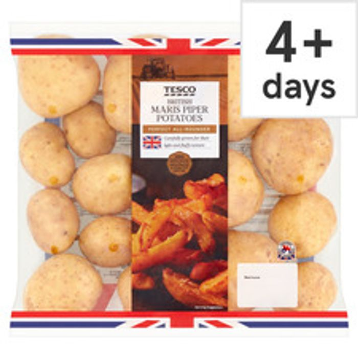 Tesco Maris Piper Potatoes 2.5Kg