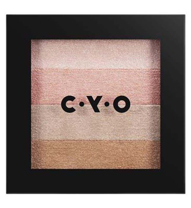 CYO Shimmer Switch Bronzing & Highlighting Palette 70%Off