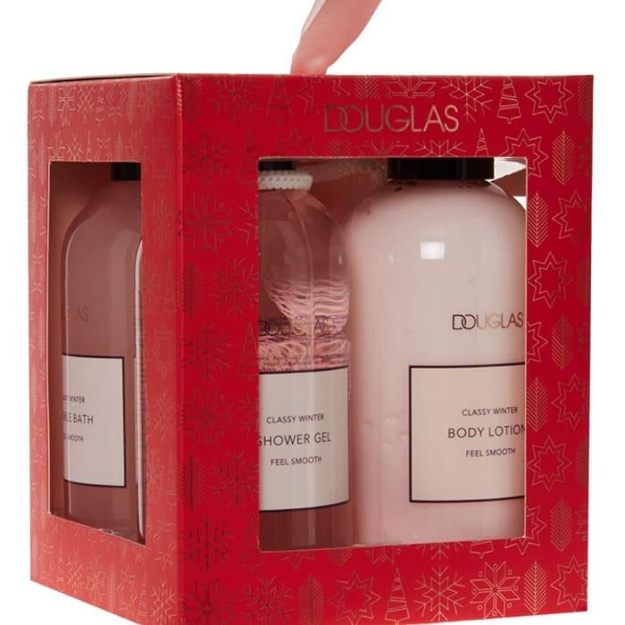 DOUGLAS 4 Pack Bath Treasures Gift Set