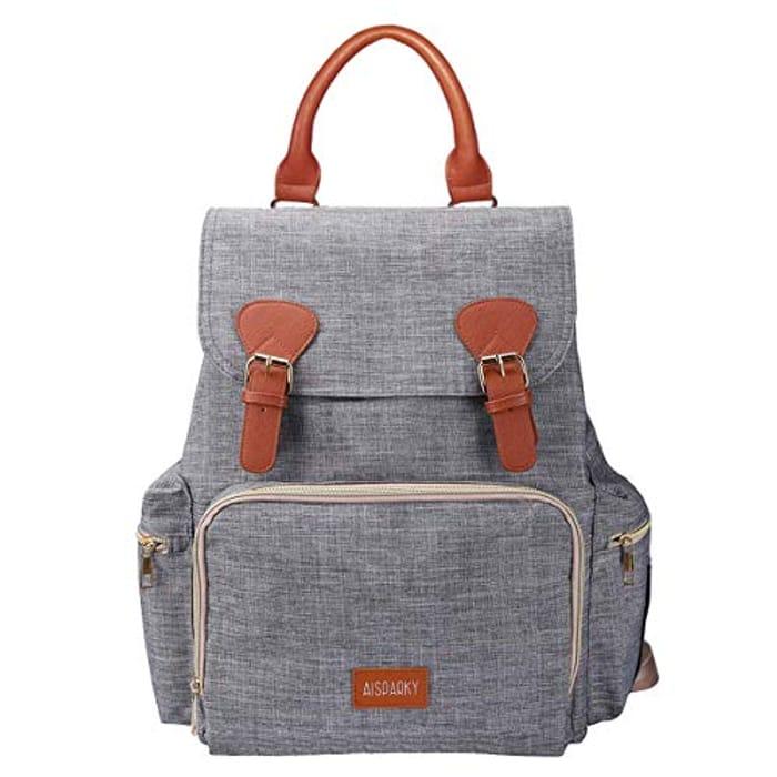 Price Drop! Multi-Function Waterproof Travel Nappy Backpack
