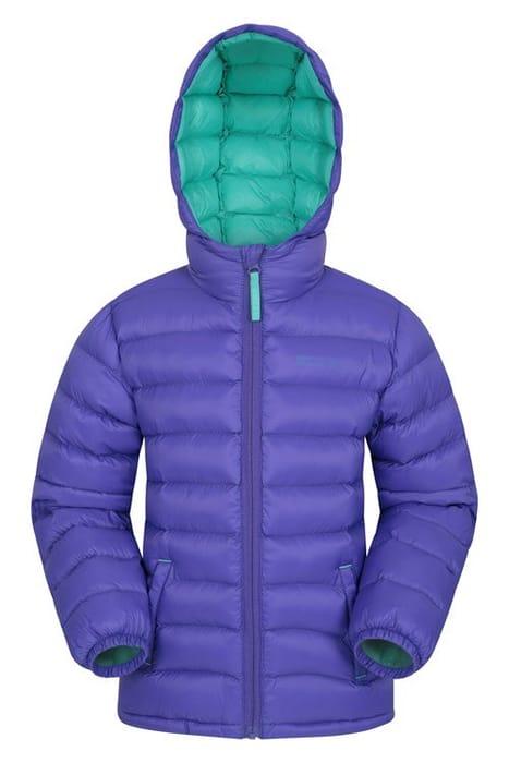 Seasons Kids Water Resistant Padded Jacket