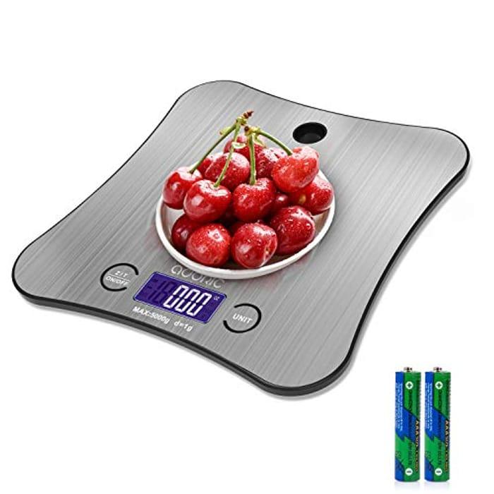 Kitchen Weighing Scales Digital