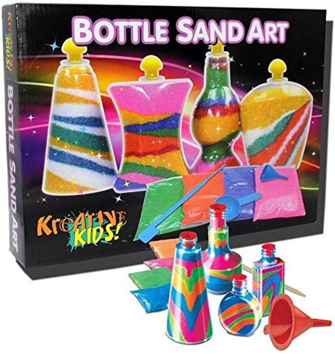Kreative Kids Bottle Sand Art
