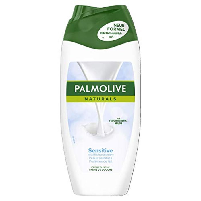 Palmolive Sensitive Shower Gel Extracts of Milk Protein